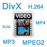 Video and Audio Codec