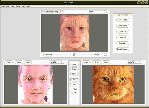 برنامج تبديل الوجوه وجهك الخيال