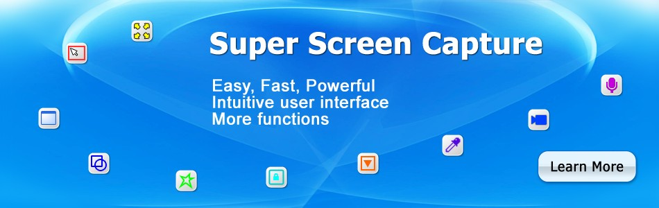 Capture Screen Software